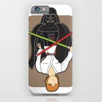Darth Vader and Luke iPhone 6 Slim Case