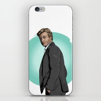 Mr Jane iPhone & iPod Skin