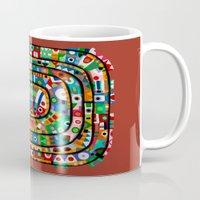 Planet of all good people Mug