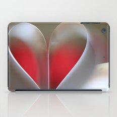 It was a heart iPad Case