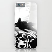 iPhone & iPod Case featuring Danzig - Am I Evil ? Need to Know by Christopher Chouinard