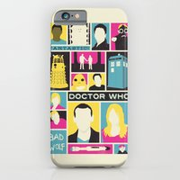 Doctor Who - The Ninth Doctor iPhone 6 Slim Case