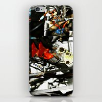 VW Engine iPhone & iPod Skin