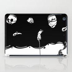 Tinta Negra iPad Case