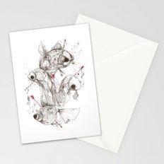 Fishcakes & Remedies Stationery Cards