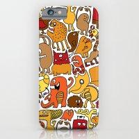 Creatures! iPhone 6 Slim Case