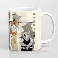 Unusual Suspects Mug
