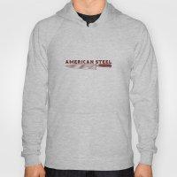 American Steel Cutlery Hoody