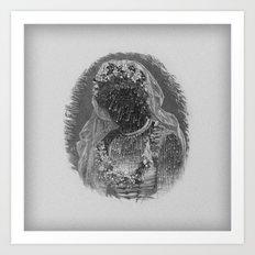 Bride III Art Print