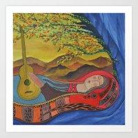 Track 4: Sofia's Dream Art Print
