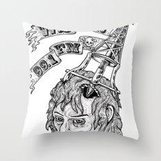 WSDR Throw Pillow