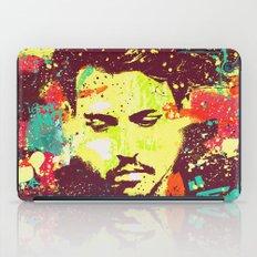 JOHNNY DEEP urban art iPad Case