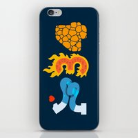 Fantastic Numbers iPhone & iPod Skin