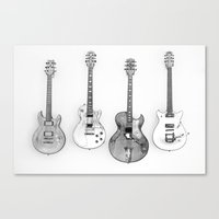 The Collection Canvas Print