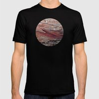 Planetary Bodies - Bark Mens Fitted Tee Black SMALL