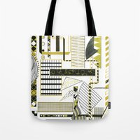 Lill Bit of Gold Tote Bag