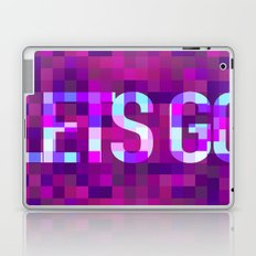 LETS GO Laptop & iPad Skin