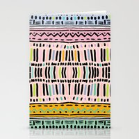 NAVAJO MOTIF  Stationery Cards