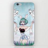M O R A L S iPhone & iPod Skin