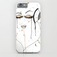 iPhone & iPod Case featuring Out Of It by Meagan Harman