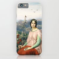 Lady of the Fields iPhone 6 Slim Case