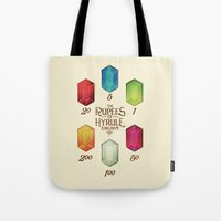 Legend Of Zelda - Tingle… Tote Bag