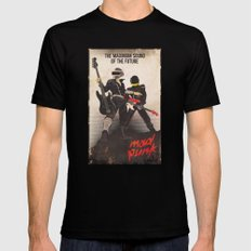 Mad Punk / A tribute to Daft Punk Mens Fitted Tee Black SMALL