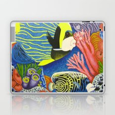Angel Fish Laptop & iPad Skin