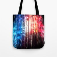 SUPERLUMINAL Tote Bag