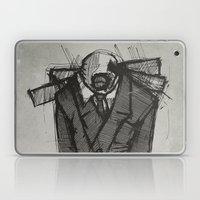 Wraith I. Laptop & iPad Skin