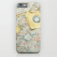 iPhone & iPod Case featuring My Heart Skipped a Beat by Cassia Beck