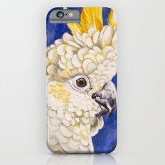 Sulphur Crested Cockatoo iPhone 6 Slim Case