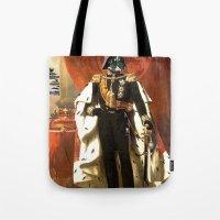 King Vader Tote Bag