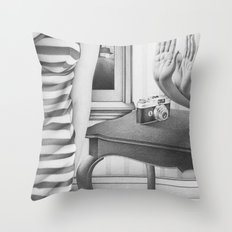 if only for that Throw Pillow