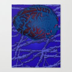 Synapse II Canvas Print