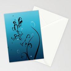Fluid Inspiration Stationery Cards