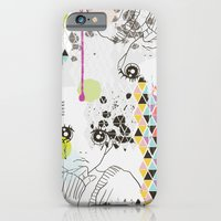 iPhone & iPod Case featuring Goodbye by Bambi Eyez