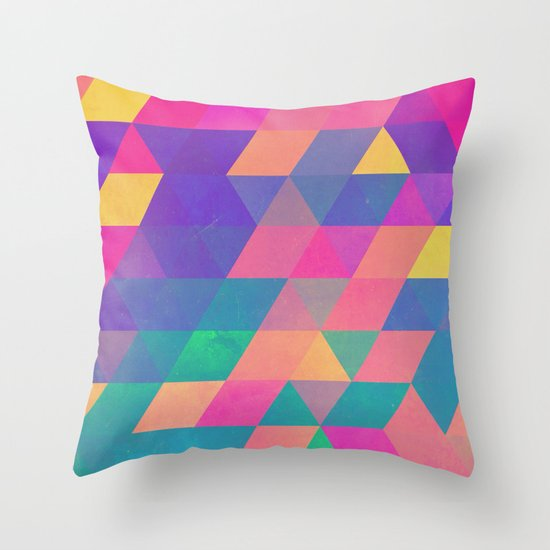 fynylly free Throw Pillow