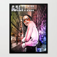 Street Phenomenon Aaliya… Canvas Print