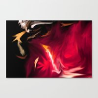 After Work Canvas Print