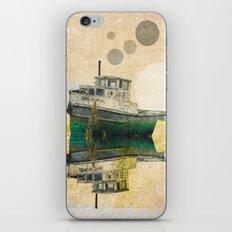 Ocean Morning iPhone & iPod Skin