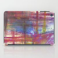 Textural Mountains iPad Case