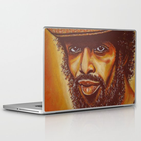 the story of G.S.Heron-2 of 3 Laptop & iPad Skin
