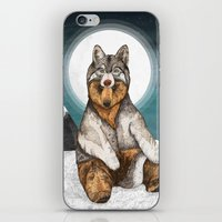 Wear Wolf iPhone & iPod Skin
