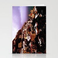 Positano: Amalfi Coast, Italy Stationery Cards