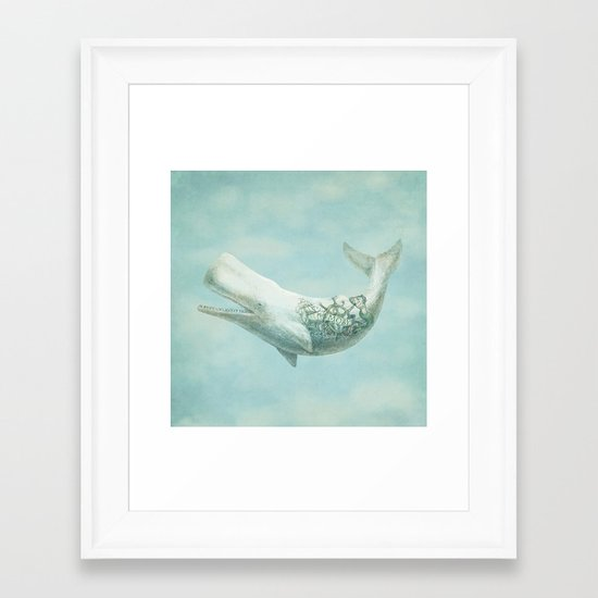 Far and Wide (Square Format) Framed Art Print