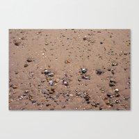 Beach Sand 7130 Canvas Print