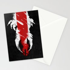 The Effect (FemShep - Reaped) Stationery Cards