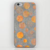 iPhone & iPod Skin featuring Fany Dots by LebensART