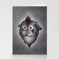 Ghost / Alone Stationery Cards